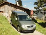 Volkswagen Caddy Life (Type 2K) 2004–10 photos