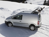 Volkswagen Caddy Kasten (Type 2K) 2004–10 pictures