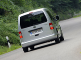 Volkswagen Caddy Life BlueMotion (Type 2K) 2004–10 pictures