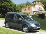 Volkswagen Caddy Life (Type 2K) 2004–10 pictures