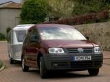 Volkswagen Caddy Life (Type 2K) 2004–10 wallpapers