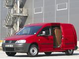 Volkswagen Caddy Maxi Panel Van ZA-spec (Type 2K) 2007–10 images