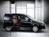 Volkswagen Caddy Life Edition (Type 2K) 2007 photos