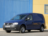 Volkswagen Caddy Kasten Maxi (Type 2K) 2007–10 photos