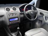 Volkswagen Caddy Maxi Crew Bus ZA-spec (Type 2K) 2007–10 photos