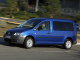 Volkswagen Caddy Combi Maxi (Type 2K) 2007–10 pictures