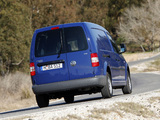 Volkswagen Caddy Kasten Maxi (Type 2K) 2007–10 wallpapers