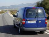 Volkswagen Caddy Kasten Maxi (Type 2K) 2007–10 wallpapers