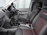 Volkswagen Caddy Sportline (Type 2K) 2008–10 photos