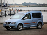 Volkswagen Caddy Topos Sail Concept (Type 2K) 2008 pictures