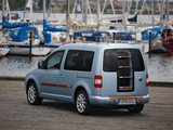 Volkswagen Caddy Topos Sail Concept (Type 2K) 2008 wallpapers