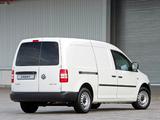 Volkswagen Caddy Maxi Crew Bus ZA-spec (Type 2K) 2010 images
