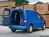 Volkswagen Caddy Kasten UK-spec (Type 2K) 2010 images
