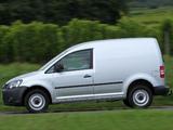 Volkswagen Caddy Kasten (Type 2K) 2010 images