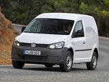 Volkswagen Caddy Kasten (Type 2K) 2010 photos