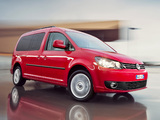 Volkswagen Caddy Maxi Life AU-spec (Type 2K) 2010 photos