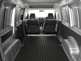Volkswagen Caddy Kasten AU-spec (Type 2K) 2010 photos