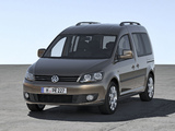 Volkswagen Caddy (Type 2K) 2010 photos