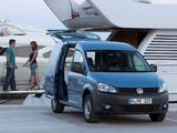 Volkswagen Caddy Kasten (Type 2K) 2010 pictures