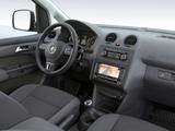 Volkswagen Caddy Maxi (Type 2K) 2010 pictures