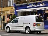Volkswagen Caddy Kasten Maxi UK-spec (Type 2K) 2010 wallpapers