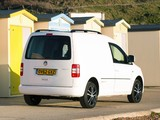 Volkswagen Caddy Kasten Edition 30 UK-spec (Type 2K) 2011 images