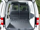 Volkswagen Caddy Kasten Edition 30 UK-spec (Type 2K) 2011 photos
