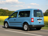 Volkswagen Caddy Life BiFuel (Type 2K) 2011 pictures