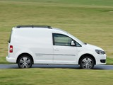Volkswagen Caddy Kasten Edition 30 UK-spec (Type 2K) 2011 pictures