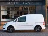 Volkswagen Caddy Kasten Edition 30 UK-spec (Type 2K) 2011 wallpapers
