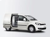 Volkswagen Caddy Match (Type 2K) 2012 pictures