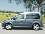 Volkswagen Caddy Life (Type 2K) 2004–10 wallpapers
