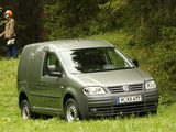 Volkswagen Caddy Kasten (Type 2K) 2004–10 wallpapers