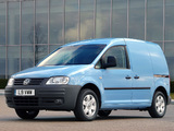 Volkswagen Caddy Kasten UK-spec (Type 2K) 2004–10 wallpapers