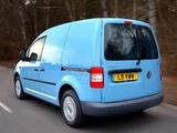 Volkswagen Caddy Kasten UK-spec (Type 2K) 2004–10 wallpapers