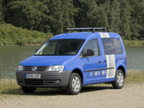 Volkswagen Caddy Tramper (Type 2K) 2004–10 wallpapers