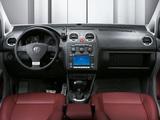 Volkswagen Caddy Life Edition (Type 2K) 2007 wallpapers
