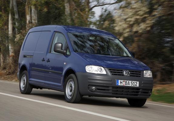 Volkswagen Caddy Kasten Maxi Type 2k 200710 Wallpapers