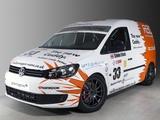 Volkswagen Caddy Racer (Type 2K) 2011 wallpapers