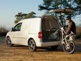 Volkswagen Caddy Kasten Edition 30 UK-spec (Type 2K) 2011 wallpapers