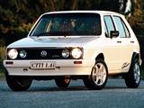Volkswagen Citi Golf Chico 1995–2000 images
