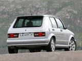 Volkswagen Citi Golf 1.8i R 2006–09 photos
