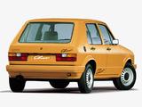 Volkswagen Citi Golf Chico 1995–2000 wallpapers