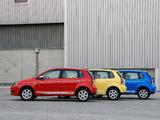 Volkswagen Citi Vivo (9N3) 2017 wallpapers