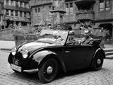 Images of Volkswagen Versuchswagen V2 Prototype 1935