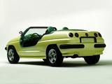 Images of Volkswagen Vario I Concept 1991