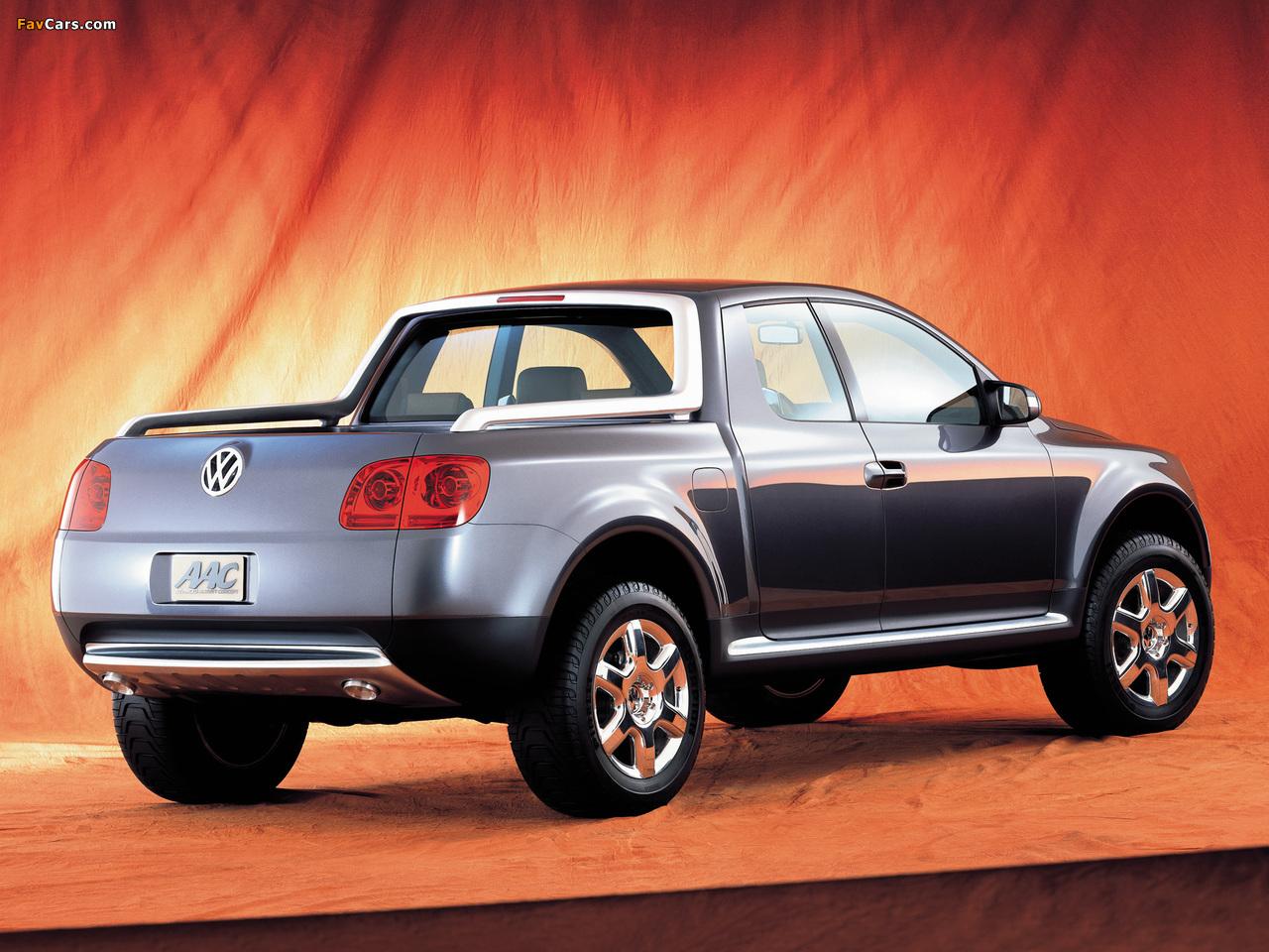 Images of Volkswagen AAC Concept 2000 (1280 x 960)