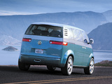 Images of Volkswagen Microbus Concept 2001