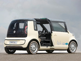 Images of Volkswagen Berlin Taxi Concept 2010