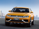 Images of Volkswagen CrossBlue Coupé 2013